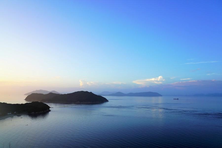 美しい直島