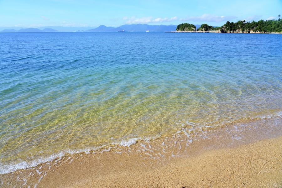 瀬戸内海に浮かぶ「芸術の島」