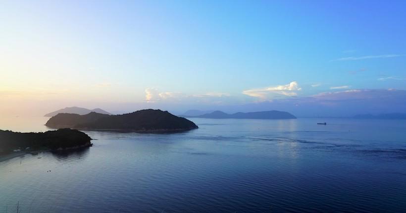 就活に失敗した私が受け取った「笑顔」のギフト。新卒で直島に移り住んだライターの話。