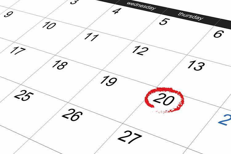 賞味期限や消費期限は20日以上のものを選ぶ