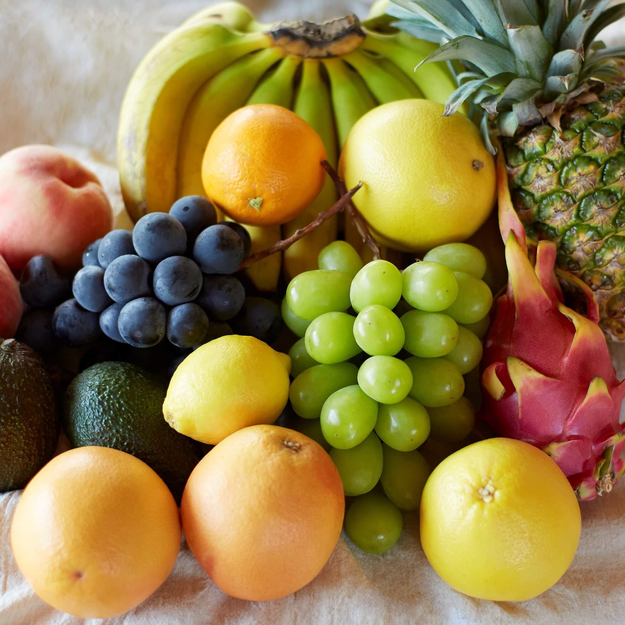 季節のおすすめフルーツ