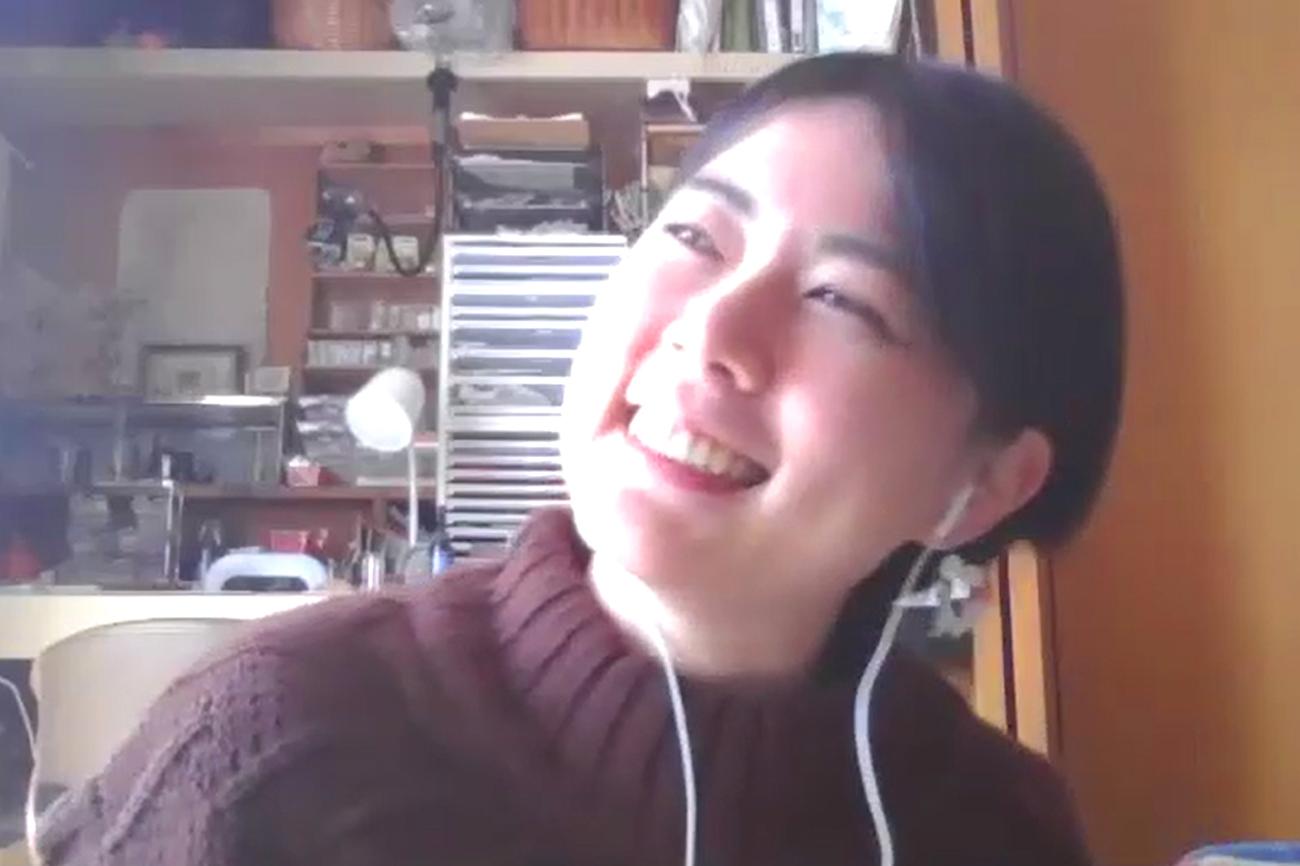 クラフトリンズ 林 香織さんインタビュー画像
